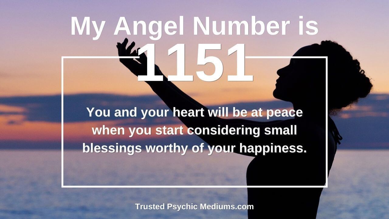 Angel Number 1151 is a true power number. Discover why…