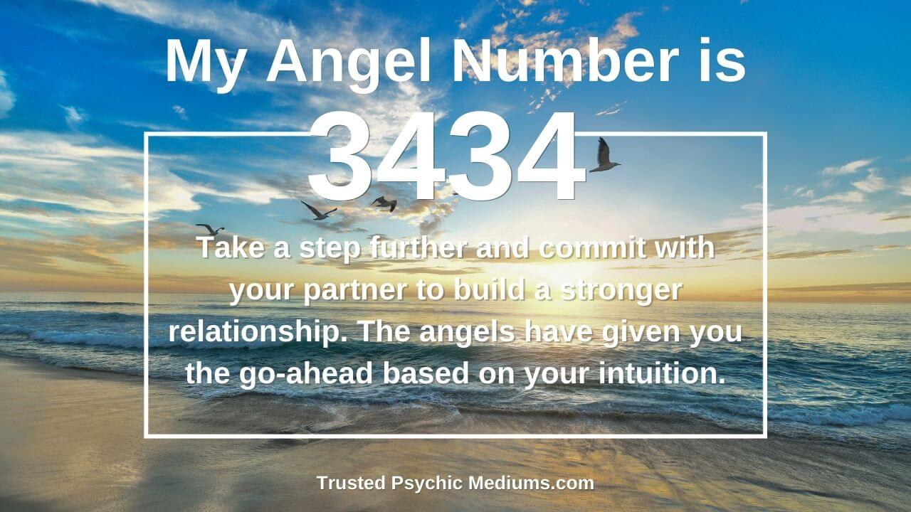 Angel Number 3434 means that good times are coming. Learn why…