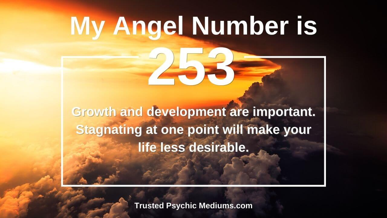 Most people get it totally wrong when it comes to Angel Number 253…