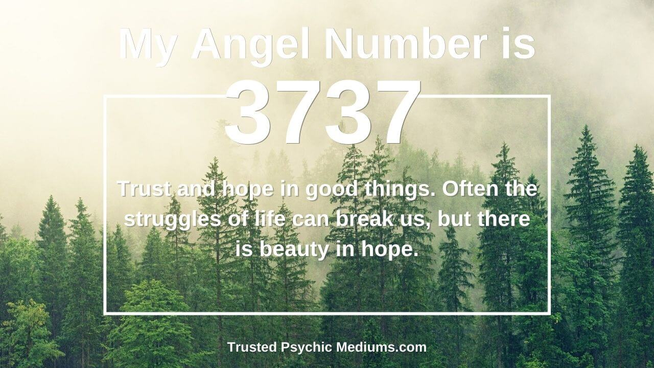 Most people think that Angel Number 3737 is unlucky! They're so wrong…
