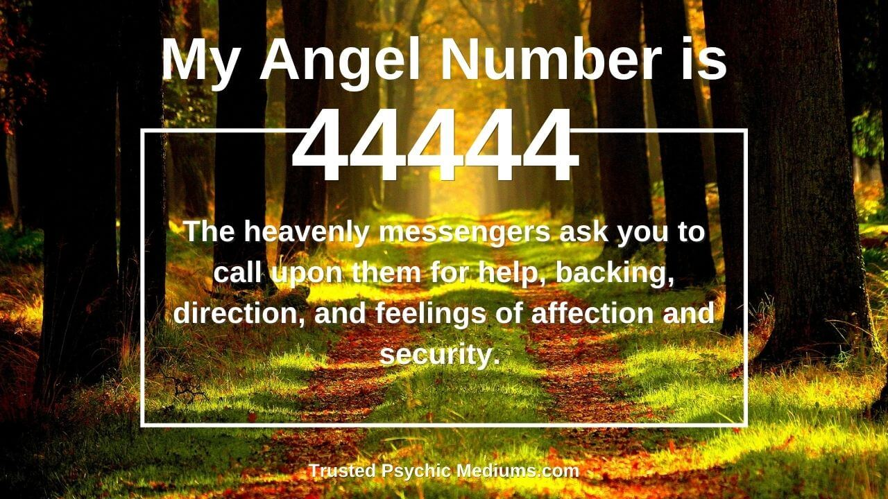 No one can believe the real meaning of Angel Number 44444