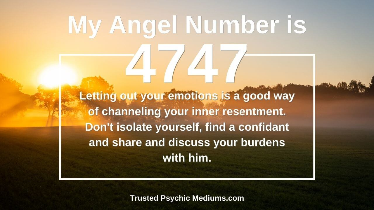 Angel Number 4747 is a true power number. Discover why…