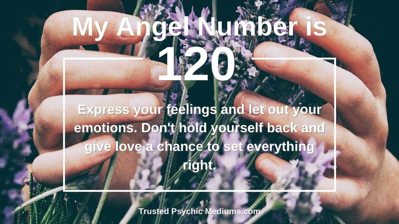 Meaning of Angel Number 120