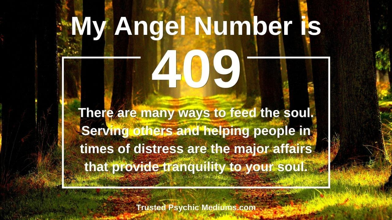 Embrace the light with Angel Number 409