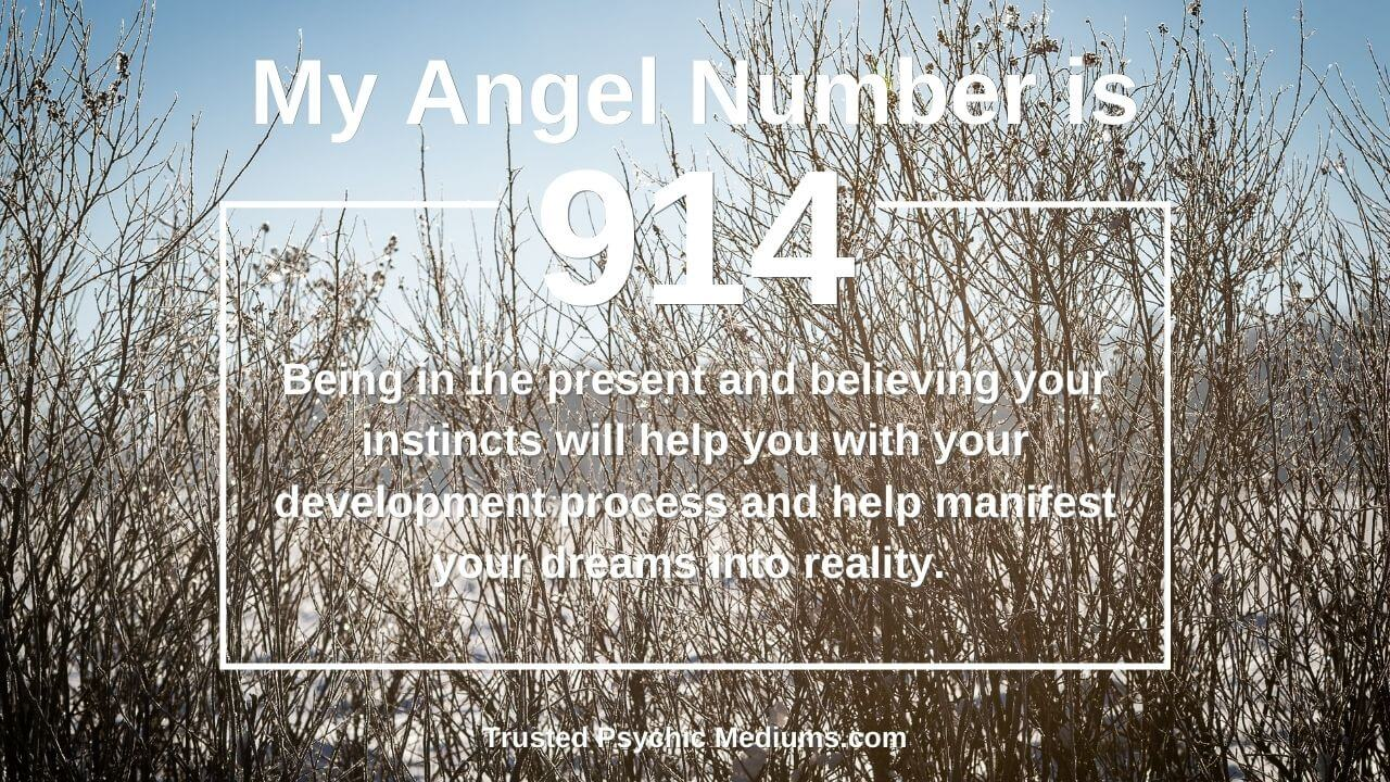 Angel Number 914 means that good times are coming. Learn why…