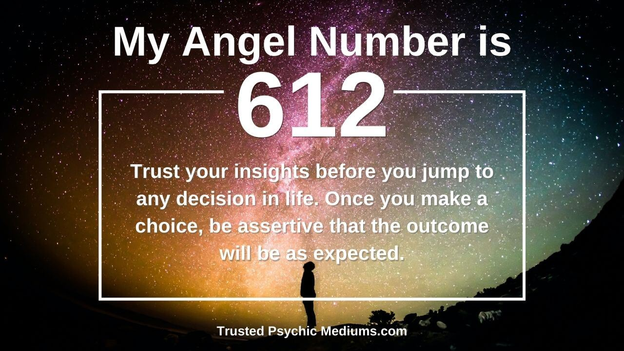 Angel Number 612 is a true power number. Learn why…