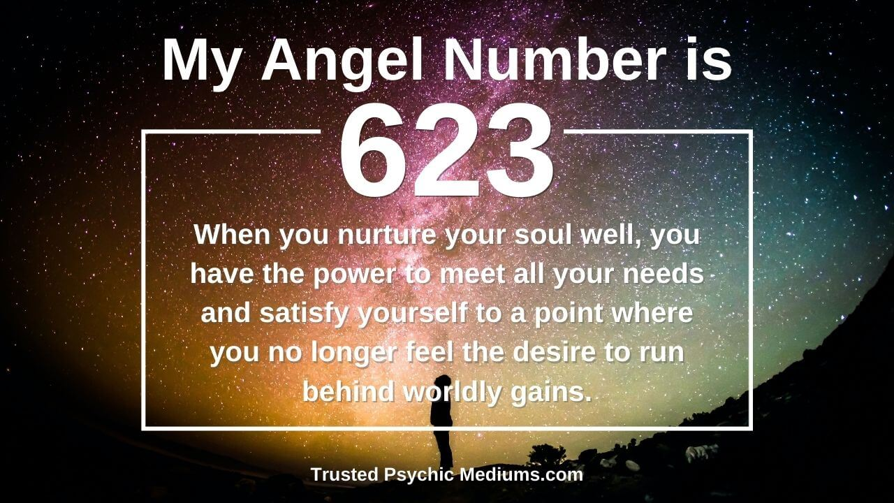 Angel Number 623 wants you to embrace the light. Find out how…