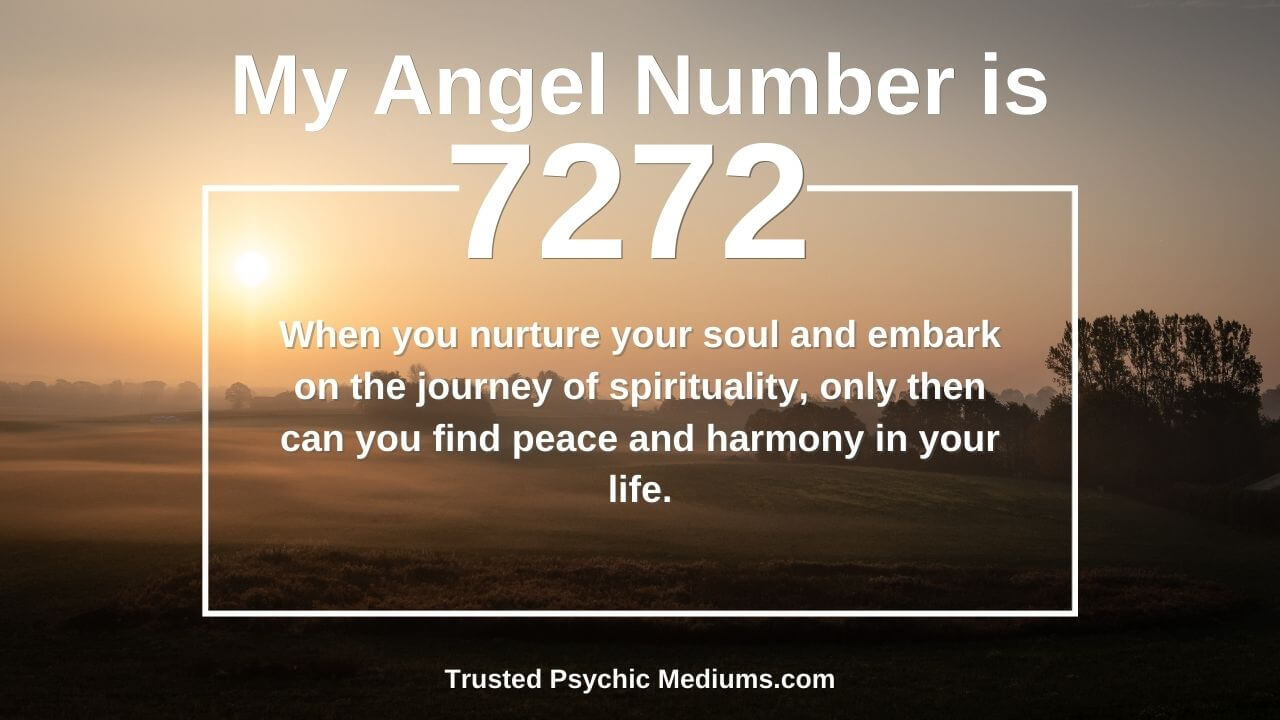 Angel Number 7272 is a true power number. Discover why…