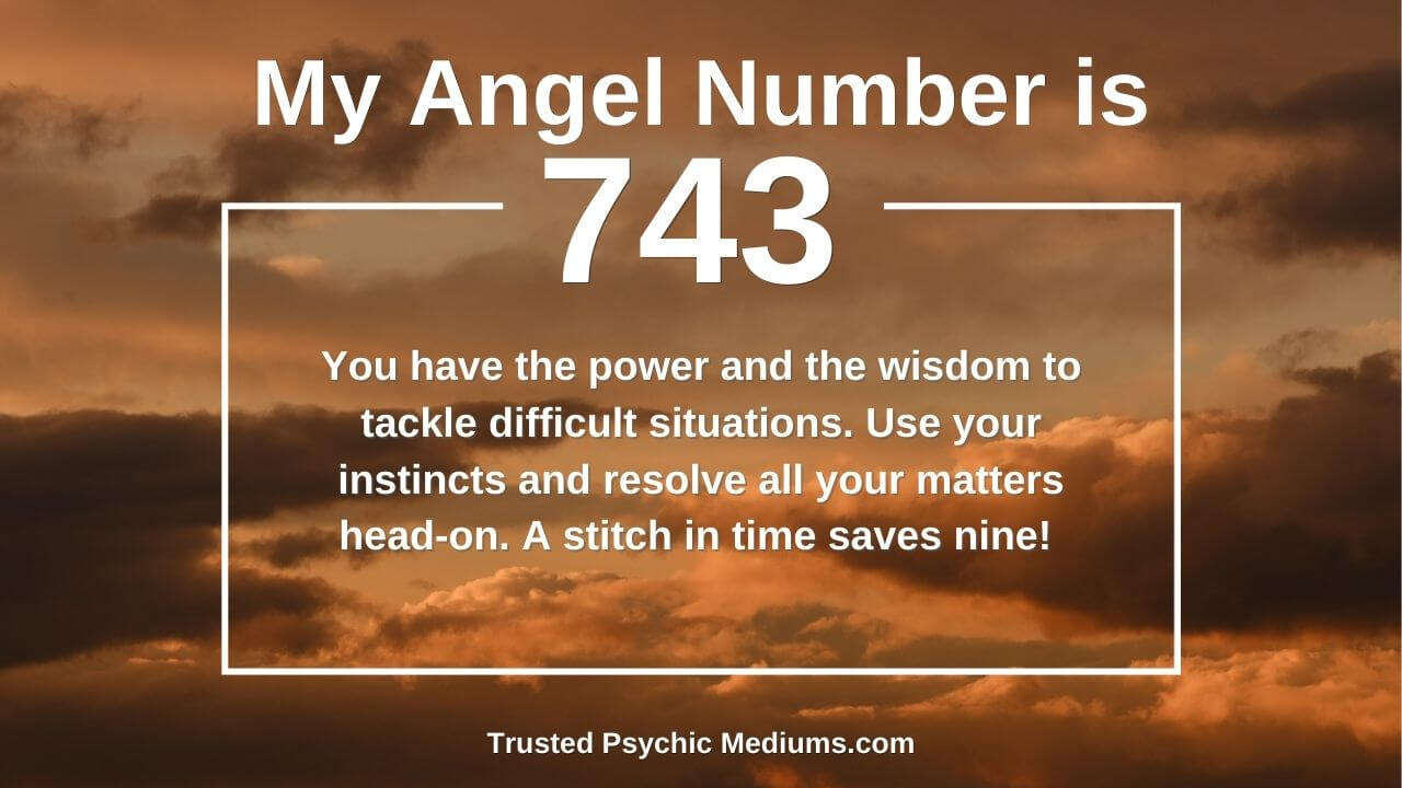 Angel Number 743 is a sign of good luck coming your way. Learn how…