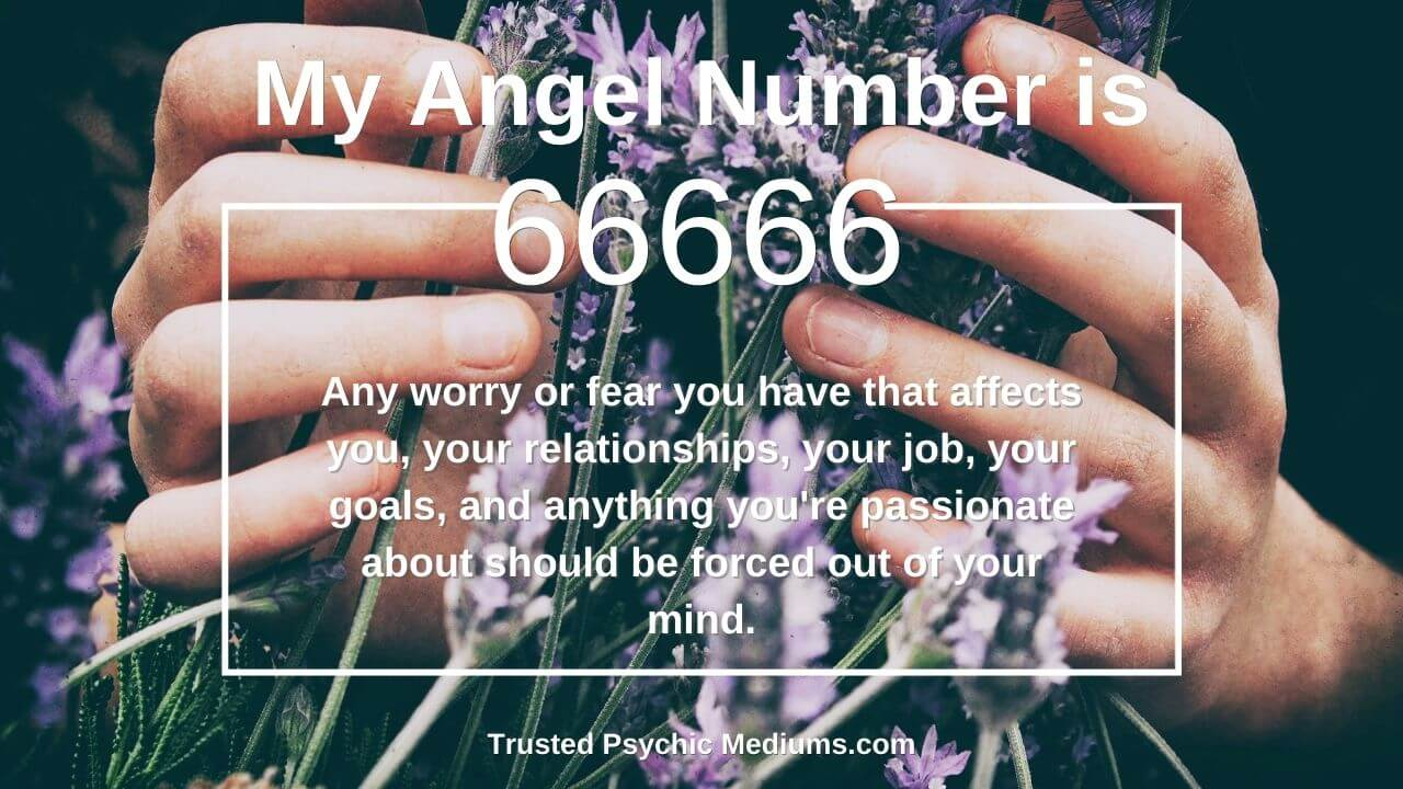 Angel number 66666 and it's meaning